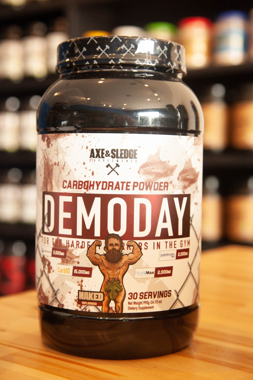 Axe & Sledge Demo Day (Naked)