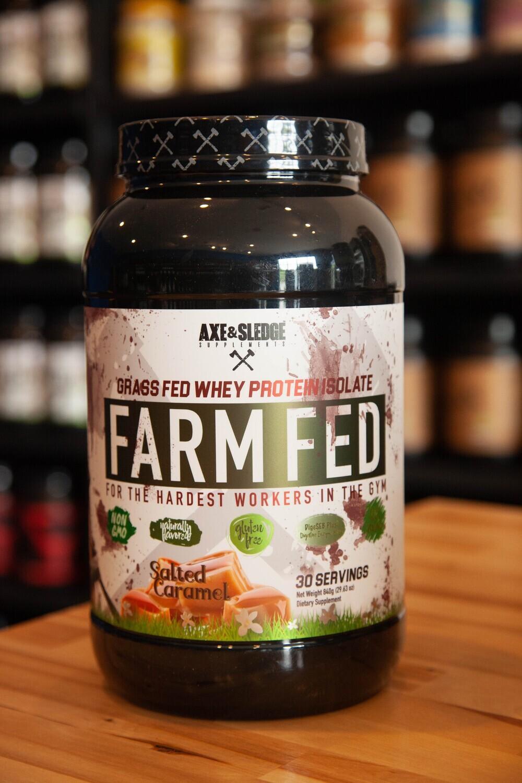 Axe & Sledge Farmfed (Salted Caramel)