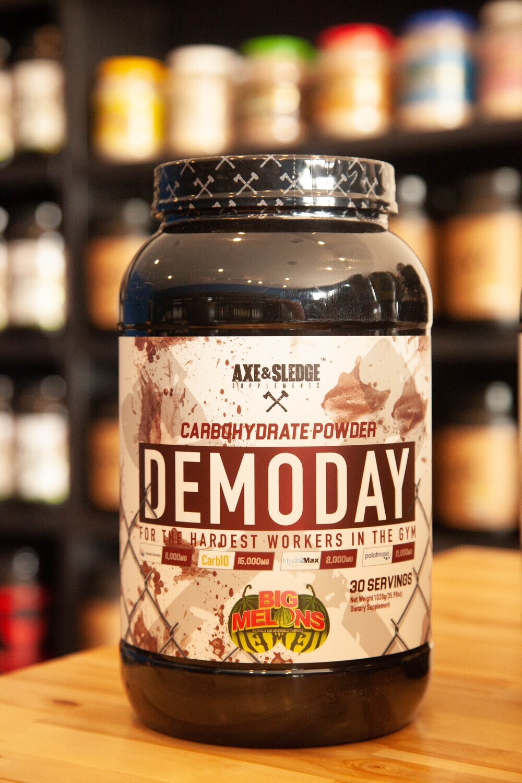 Axe & Sledge Demo Day (Big Melons)