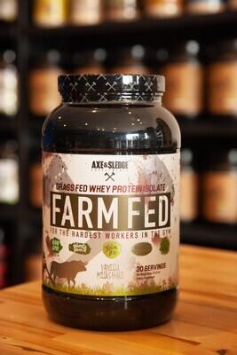 Axe & Sledge Farmfed (Vanilla Milkshake)