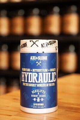 Axe & Sledge Hydraulic (Deadlifts & Gummy Bears)
