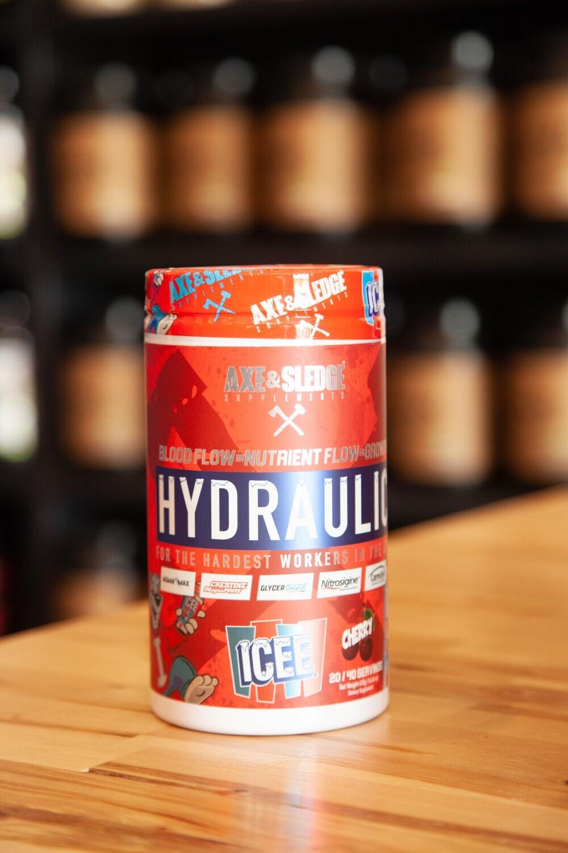 Axe & Sledge Hydraulic (Cherry Icee)