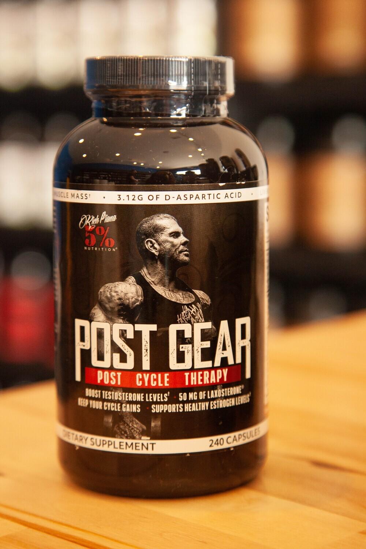 5% Post Gear