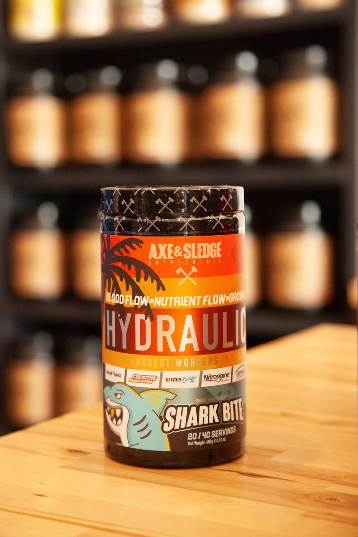 Axe & Sledge Hydraulic (Shark Bite)