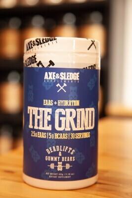 Axe & Sledge The Grind (Deadlifts & Gummy Bears)
