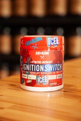 Axe & Sledge Ignition Switch (Cherry ICEE)