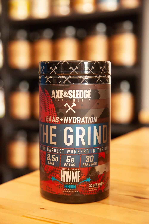 Axe & Sledge The Grind (HWMF Freedom)