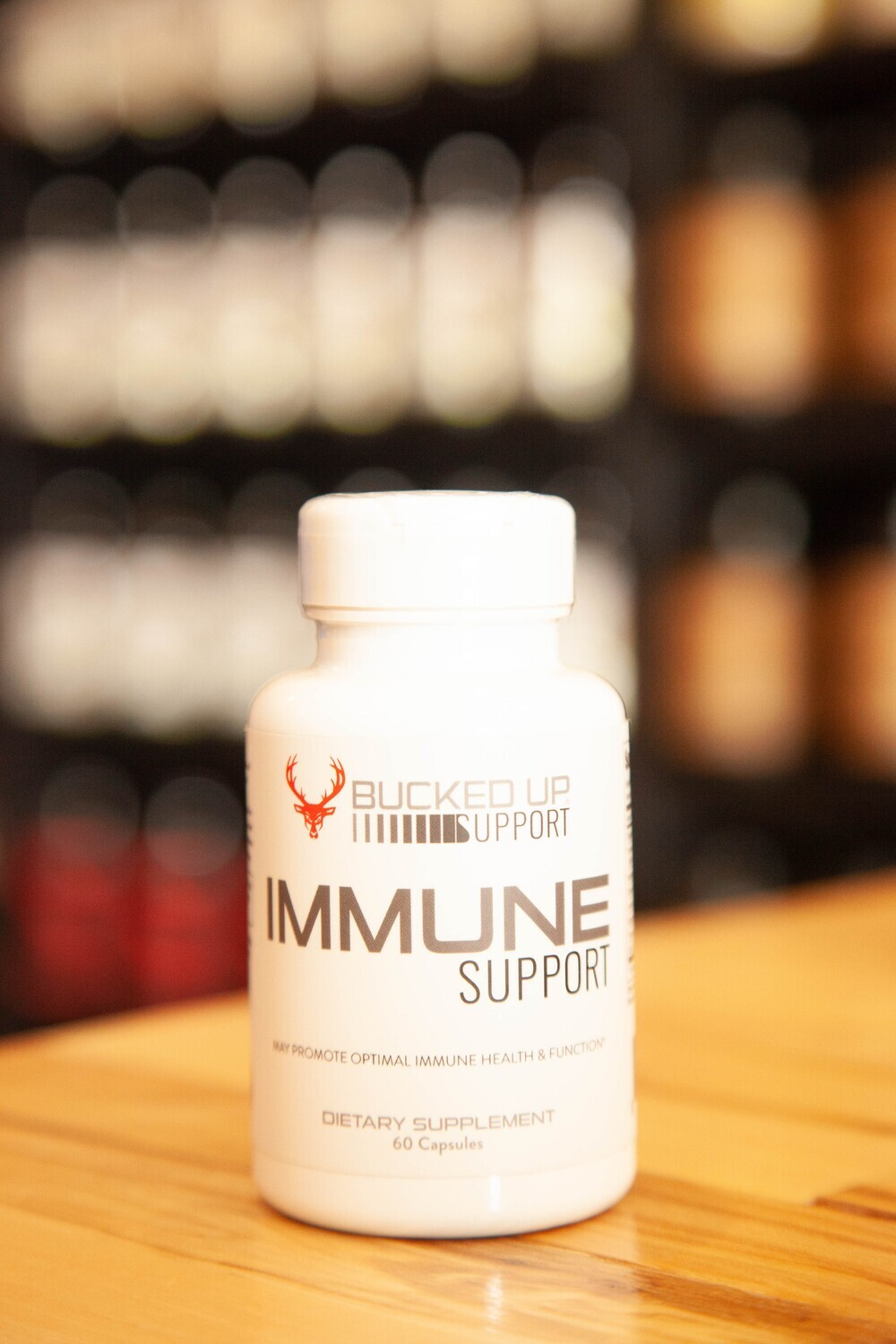 Bucked Up Immune Support