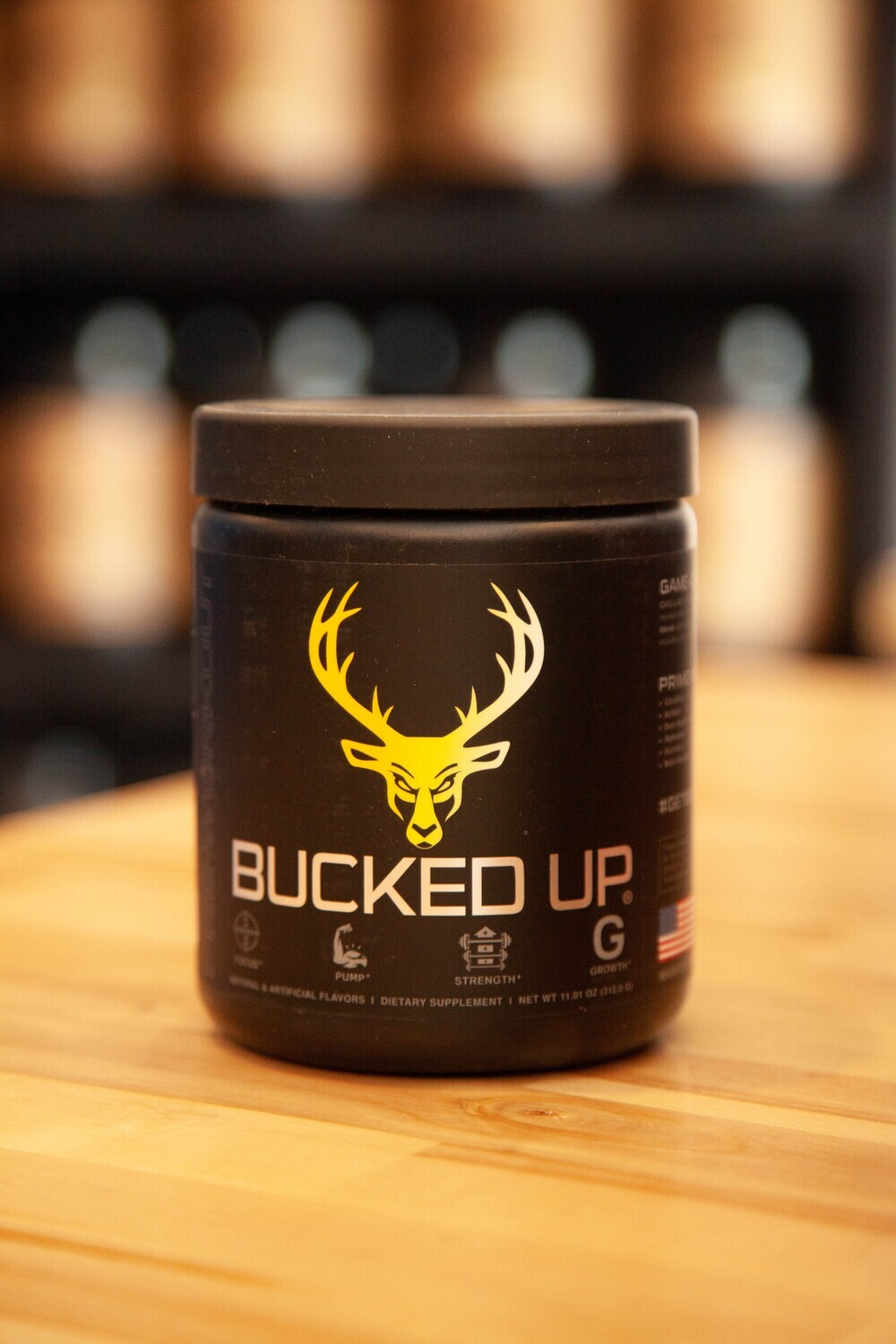 Bucked Up (Swole Whip)