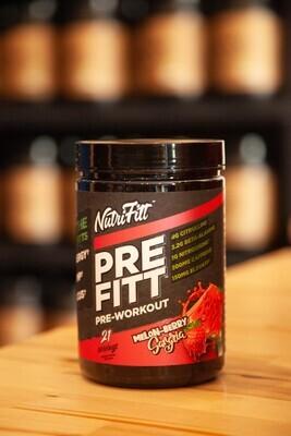 Nutrifitt Pre Fitt (Melon Berry Sangria)