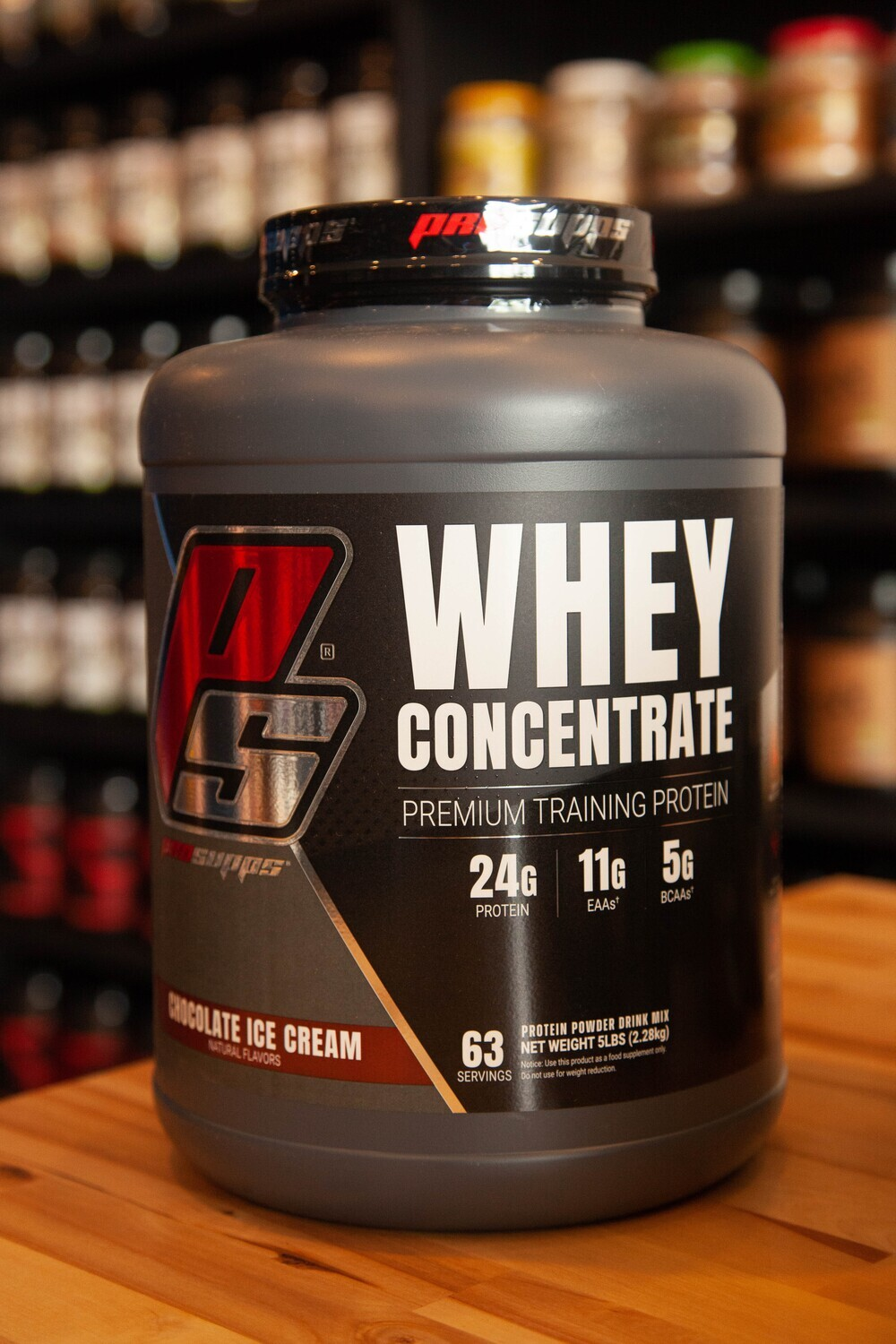 PS Whey Protein (Chocolate)
