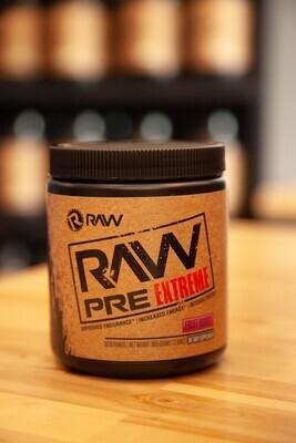 Raw Pre Extreme (Fruit Burst)