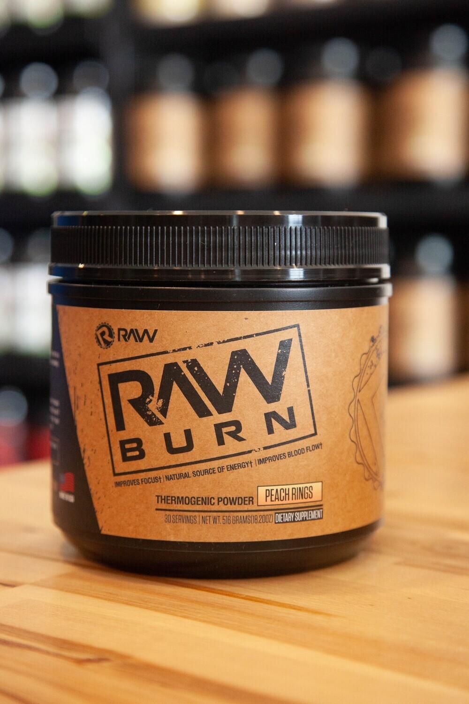 Raw Burn (Peach Rings)