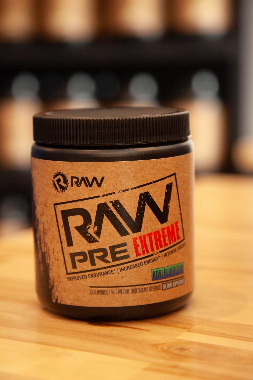 Raw Pre Extreme (Kiwi Blueberry)