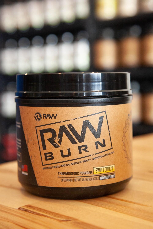 Raw Burn (Sweet Citrus)