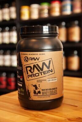 Raw Iso Protein (Vanilla Milkshake)