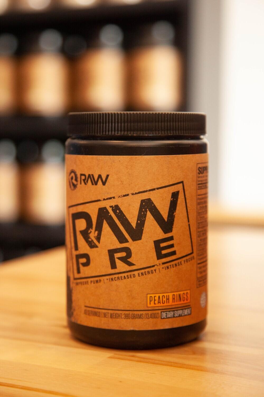 Raw Pre (Peach Rings)