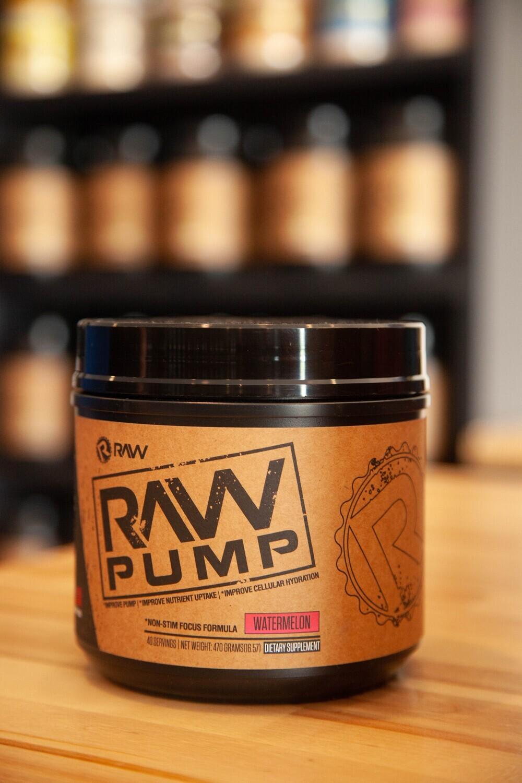 Raw Pump (Watermelon)