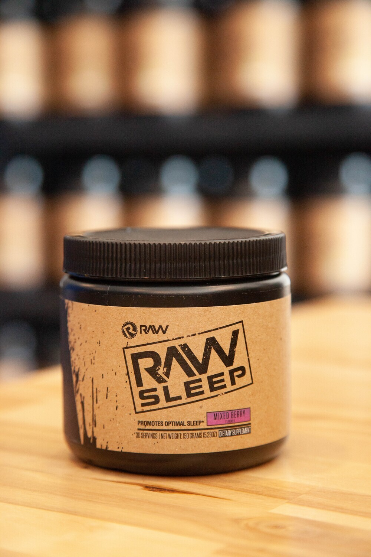 Raw Sleep (Mixed Berry)