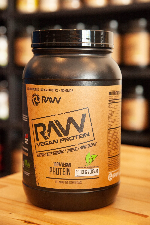 Raw Vegan Protein (Cookies & Cream)
