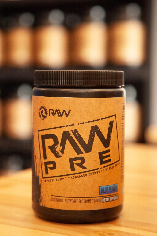 Raw Pre (Blue Punch)