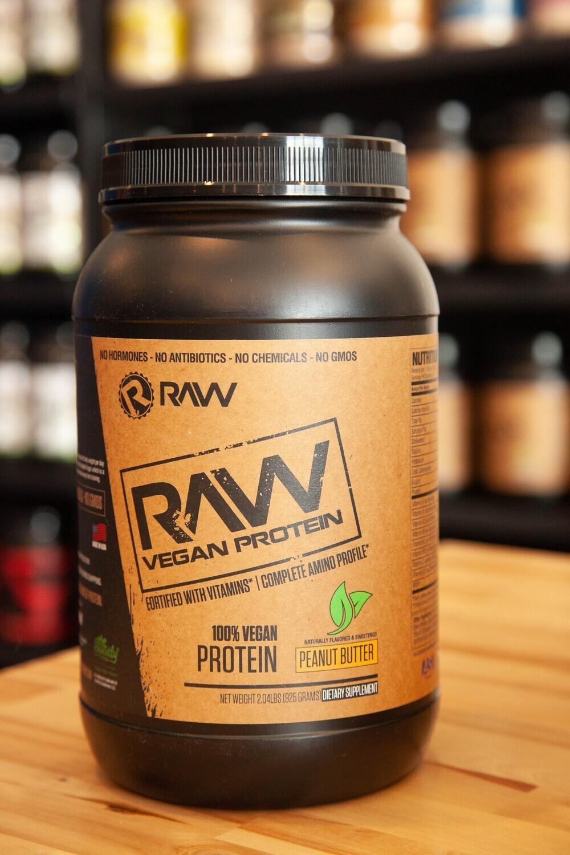 Raw Vegan Protein (PB)