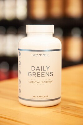 Revive Daily Greens Pills