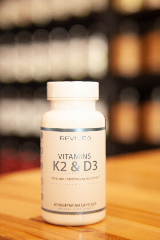 Revive K2 + D3