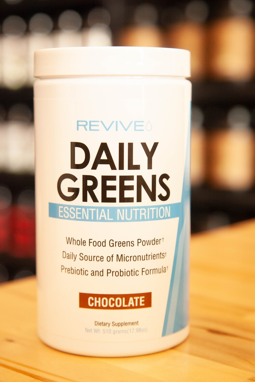 Revive Daily Greens Powder (Chocolate)