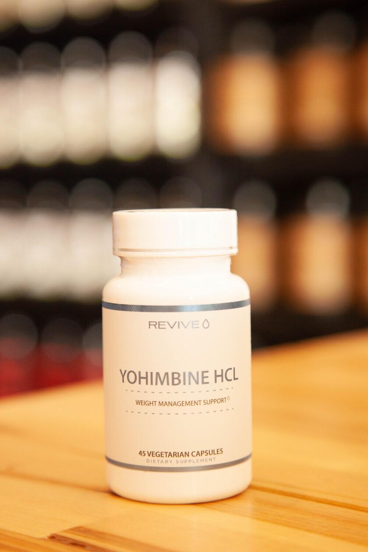 Revive Yohimbine HCL