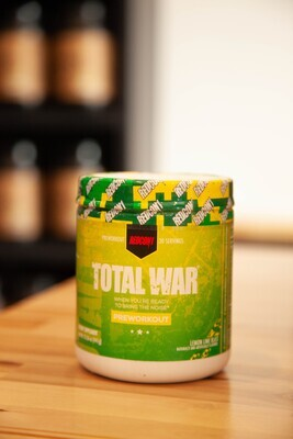 Total War (Lemon Lime Blast)