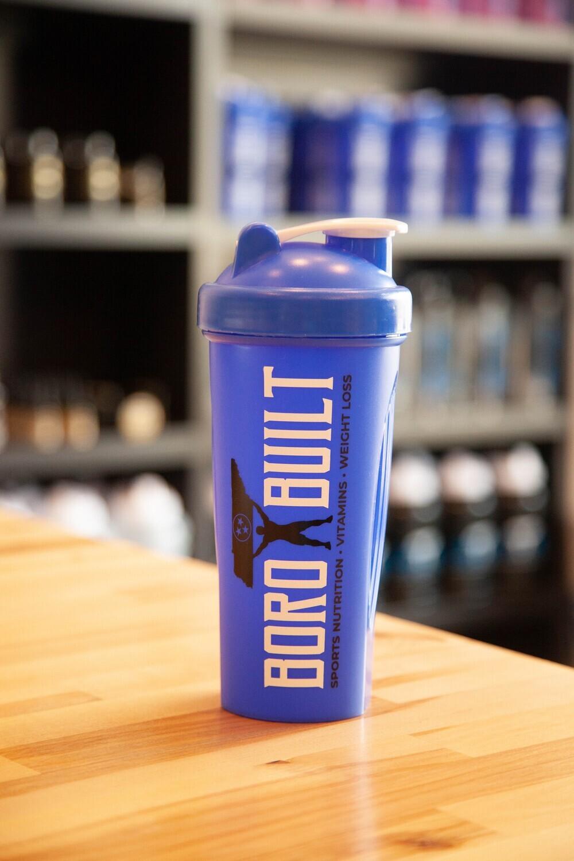 Solid Blue Shaker