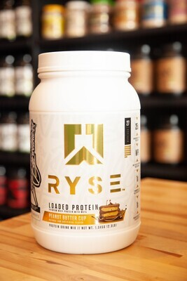 Ryse Loaded Protein (Chocolate PB Cup)
