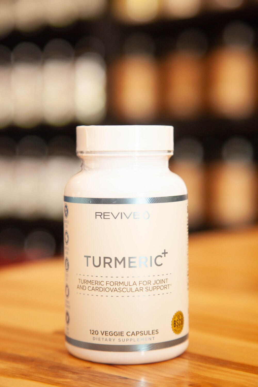 Revive Turmeric+