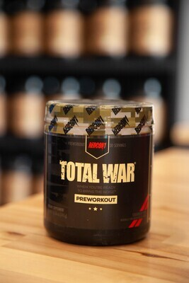 Total War (Strawberry Kiwi)