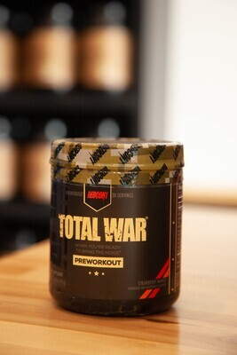 Total War (Strawberry Mango)