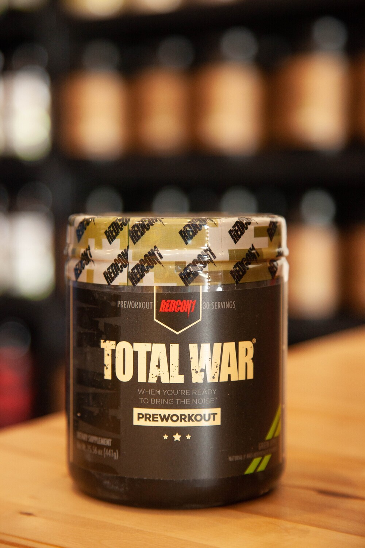 Total War (Green Apple)