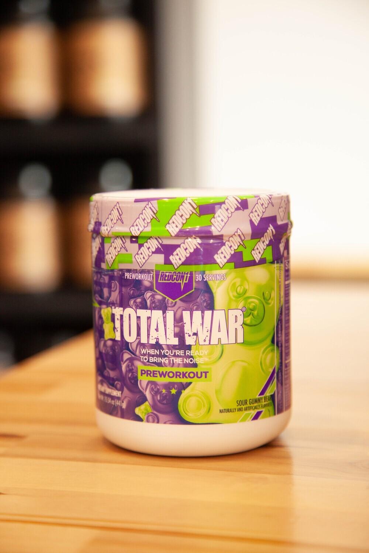 Total War (Sour Gummy Bear)