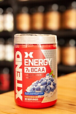 Xtend Energy (Blue Raspberry)
