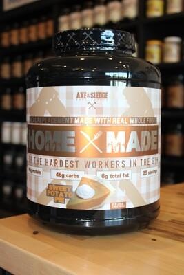 Axe & Sledge HomeMade Protein (Sweet Potato Pie)