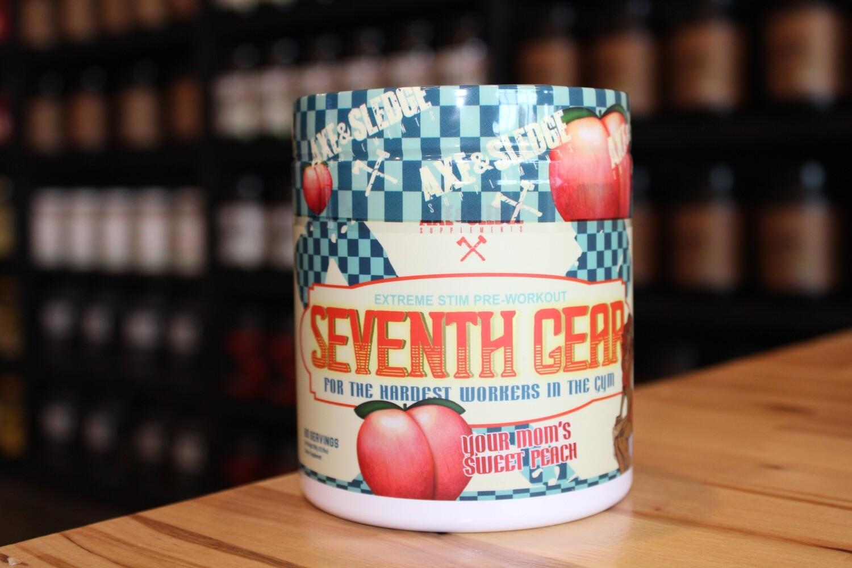 Axe & Sledge Seventh Gear (Your Moms Peach)