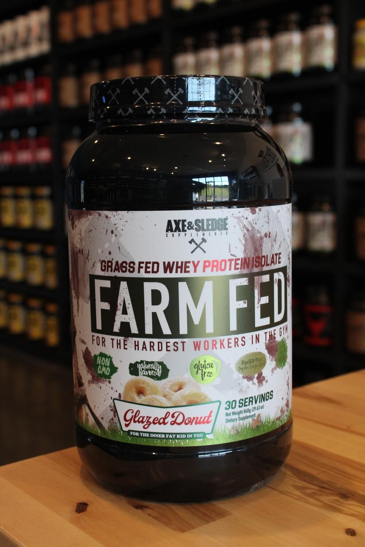 Axe & Sledge FarmFed (Glazed Donut)