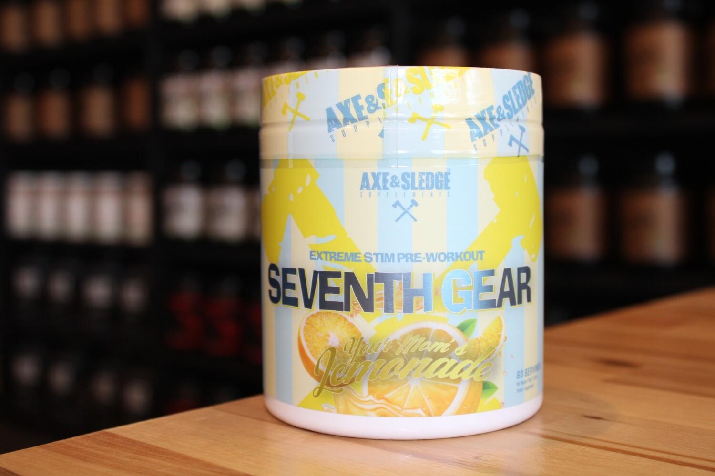 Axe & Sledge Seventh Gear (Your Moms Lemonade)