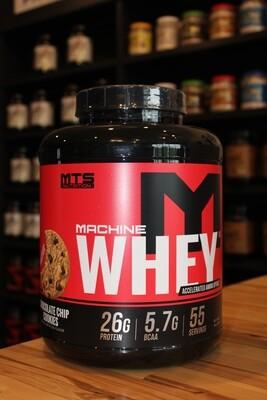 MTS Machine Whey (Chocolate Chip Cookies)