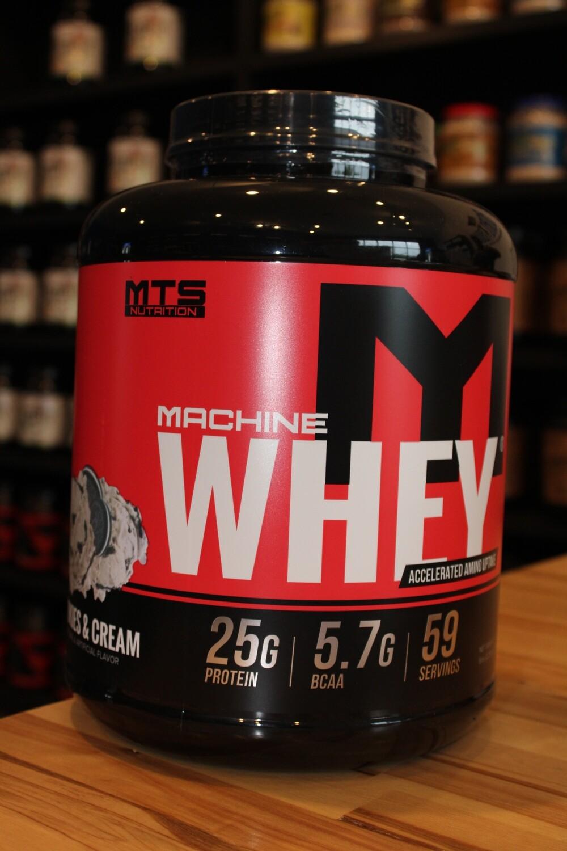 MTS Machine Whey (Cookies & Cream)