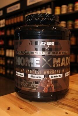 Axe & Sledge HomeMade Protein (Chocolate Brownie)