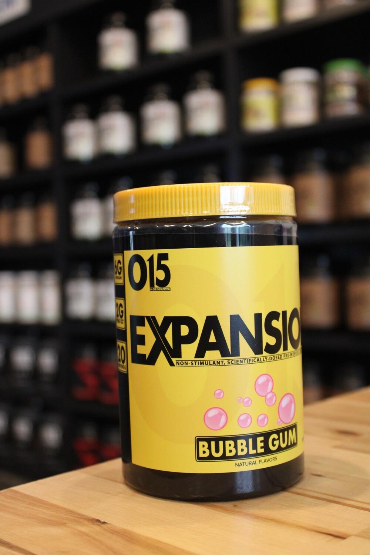 O15 Expansion (Bubble Gum)