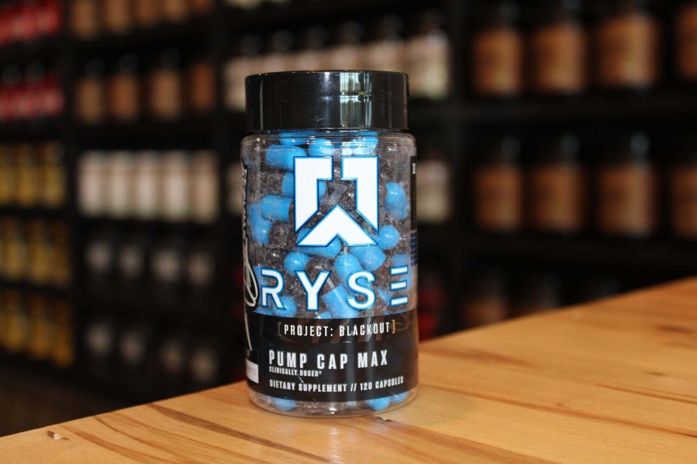 Ryse Pump Cap Max