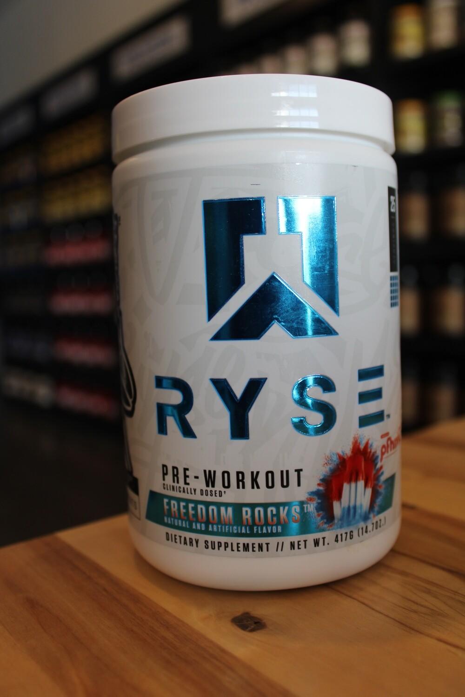 Ryse Pre Workout (Freedom Rocks)
