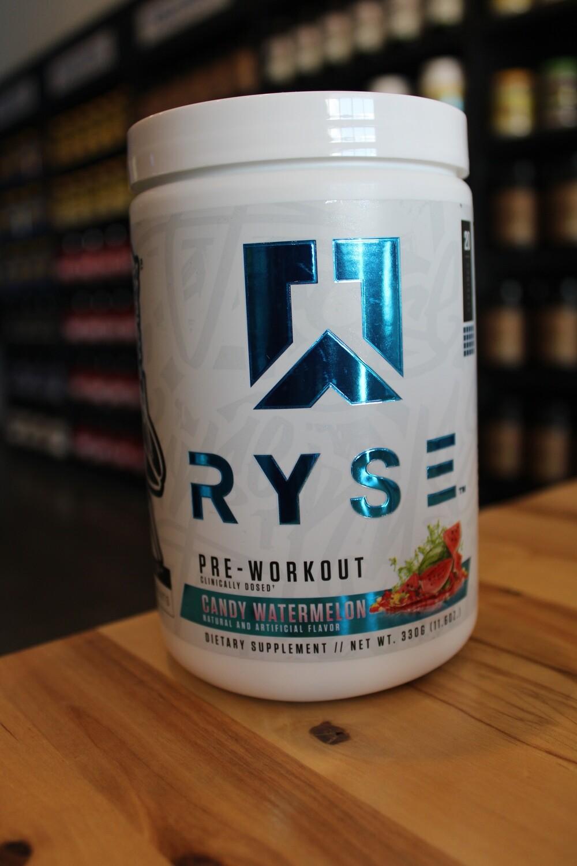 Ryse Pre-Workout (Candy Watermelon)